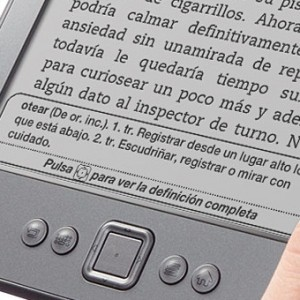 Diccionario Kindle 4