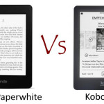 Comparativa Kindle Paperwhite vs Kobo Glo