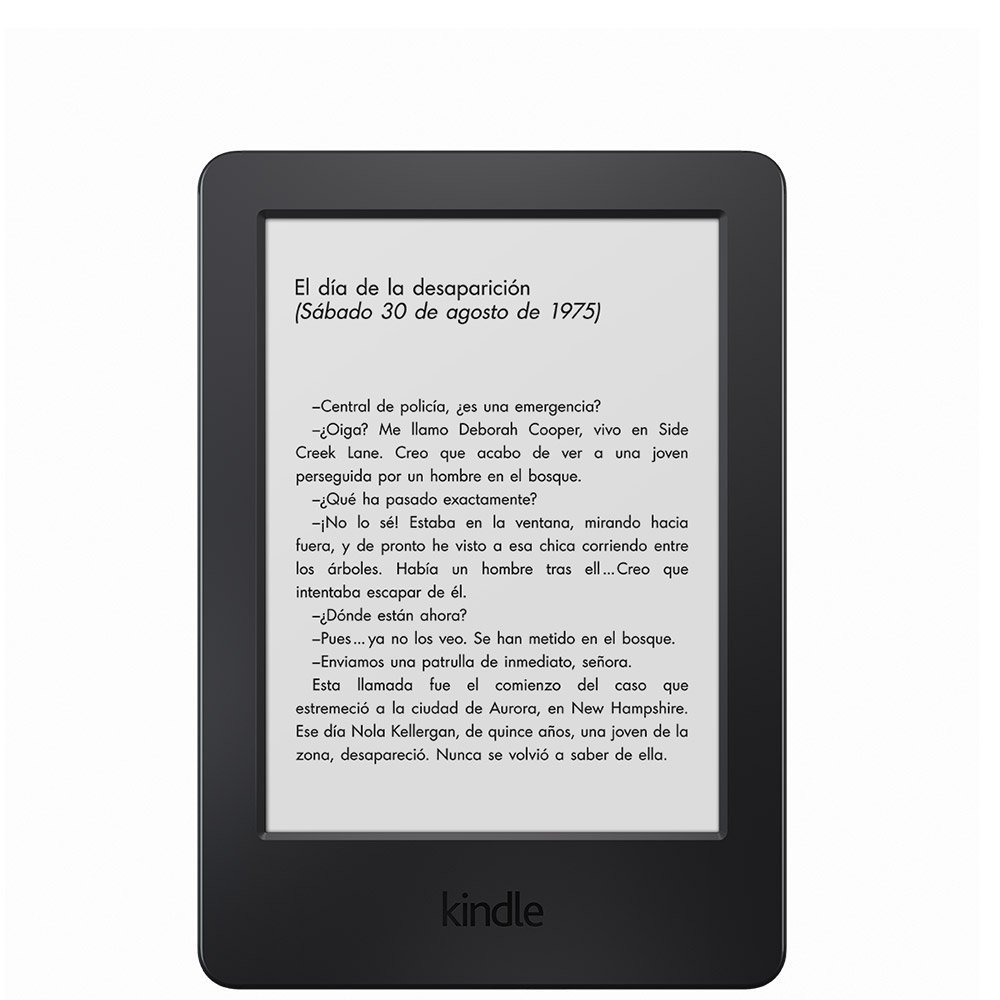kindle tactil
